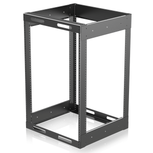 Picture of Easy-to-Assemble, Stackable Utility Frames - 16 RU