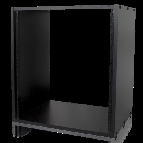 Picture of 5/8 inch High Grade Black MDF Rack 18RU