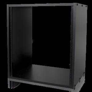 Picture of 5/8 inch High Grade Black MDF Rack 12RU