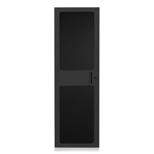 Picture of 3 inch Deep Micro Perf Door for 35RU FMA, 100, 200, 500, and 700 Series Racks