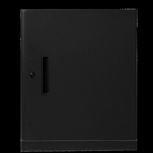 Picture of Solid Front Door for WMA Series Racks 10RU