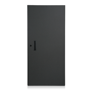 Picture of Solid Front Door for 24RU WMA, 100, and 200 Series Racks