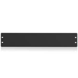Picture of 19 inch Blank 2 RU Flush Rack Panel