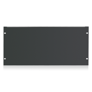 Picture of 19 inch Blank 5 RU Recessed Rack Panel