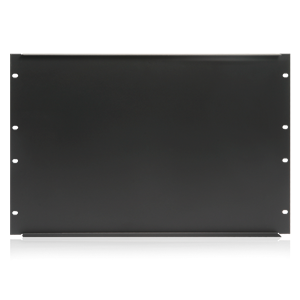 Picture of 19 inch Blank 7 RU Recessed Rack Panel