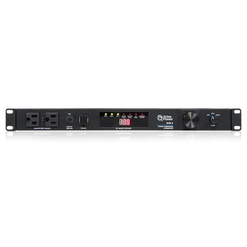 Picture of 15A Power Sequencer and Conditioner
