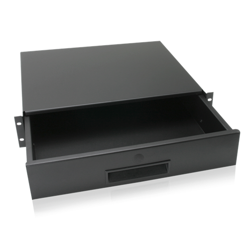 Picture of Storage Drawer - Recessed 2RU w/ 14 inch Extension
