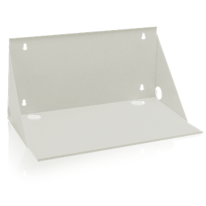 Picture of Wall Mount Shelf 12 inch Deep, White
