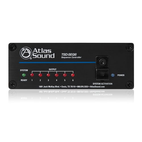 Picture of AC Sequence Controller