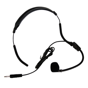 Picture of Headset Microphone for Use with Atlas Learn Wireless Transmitters