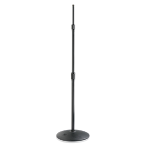 Picture of Fully Adjustable 3 Section Microphone Stand, Ebony
