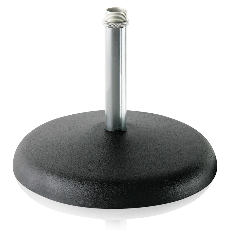 Fixed Height Desktop Mic Stand 5 Quot Atlasied
