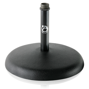 Picture of Fixed Height Desktop Mic Stand 5 inch Ebony Finish