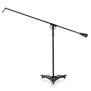 Picture of Studio Boom Mic Stands With Air Suspension System  49 inch to 73 inch - Ebony