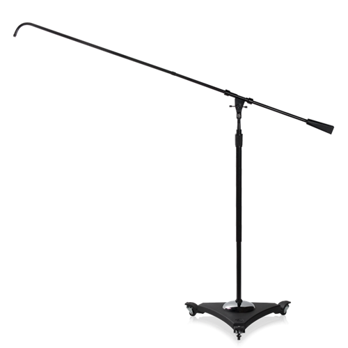 Studio Boom Mic Stands W Air System 43 Quot To 68 Quot Ebony