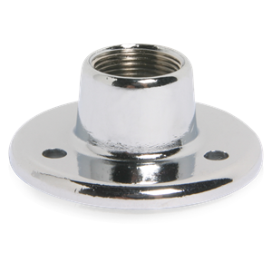 Picture of Surface Mount Female Mic Flange 5/8 inch-27 Thread - Bulk