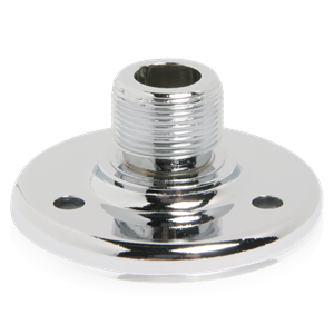 Picture of Surface Mount Male Mic Flange 5/8 inch-27 Thread - Bulk
