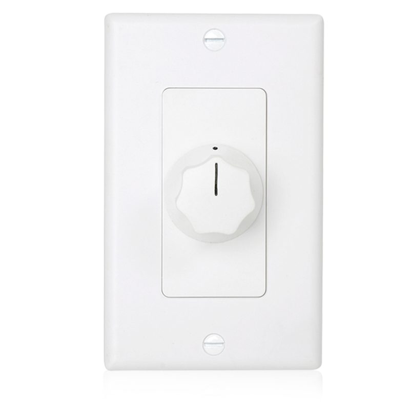 ATL AT10D ATLAS 10-WATT DECORA WHITE VOLUME CONTROL 25/70V