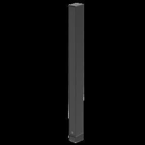Picture of Medium Length Full Range Line Array Speaker System for Fixed Installation - Black