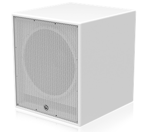 "Picture of 15"" Powered Subwoofer System for Fixed Installations - White"