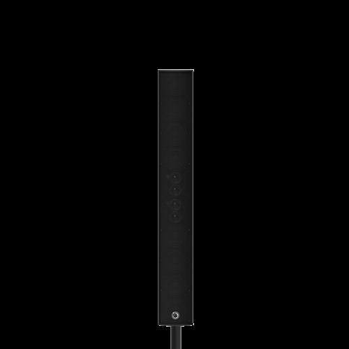 Picture of 10 Speaker Full Range Line Array Speaker System - Black
