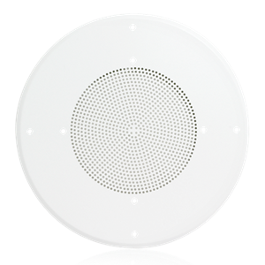 Picture of Aluminum Baffle 8 inch White