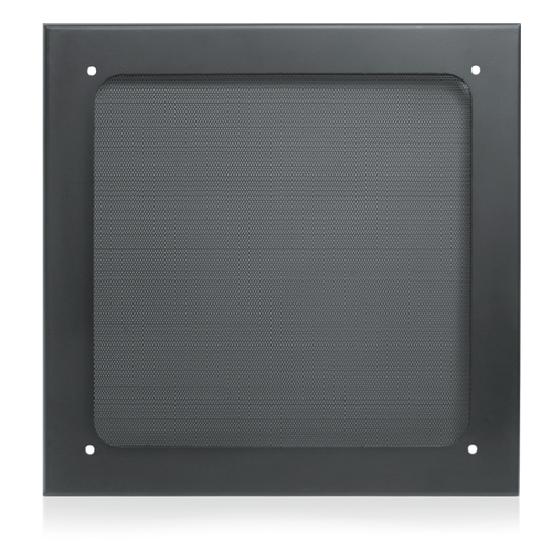 Picture of Deluxe Steel Baffle 12 inch - Black