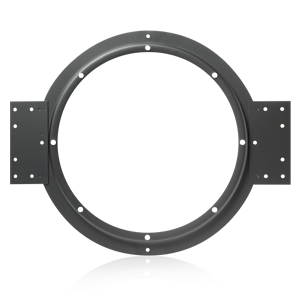 Picture of 8 inch Plastic Mounting Ring w/ Tabs for 16 inch Studs