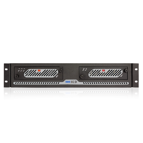 Picture of Titan Modular Mainframe Amplifier - 2 Amp Card Capable
