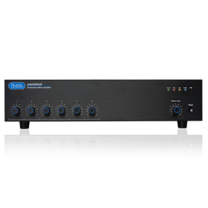 Picture of 6-Input, 200-Watt Mixer Amplifier with Automatic System Test (PHD)
