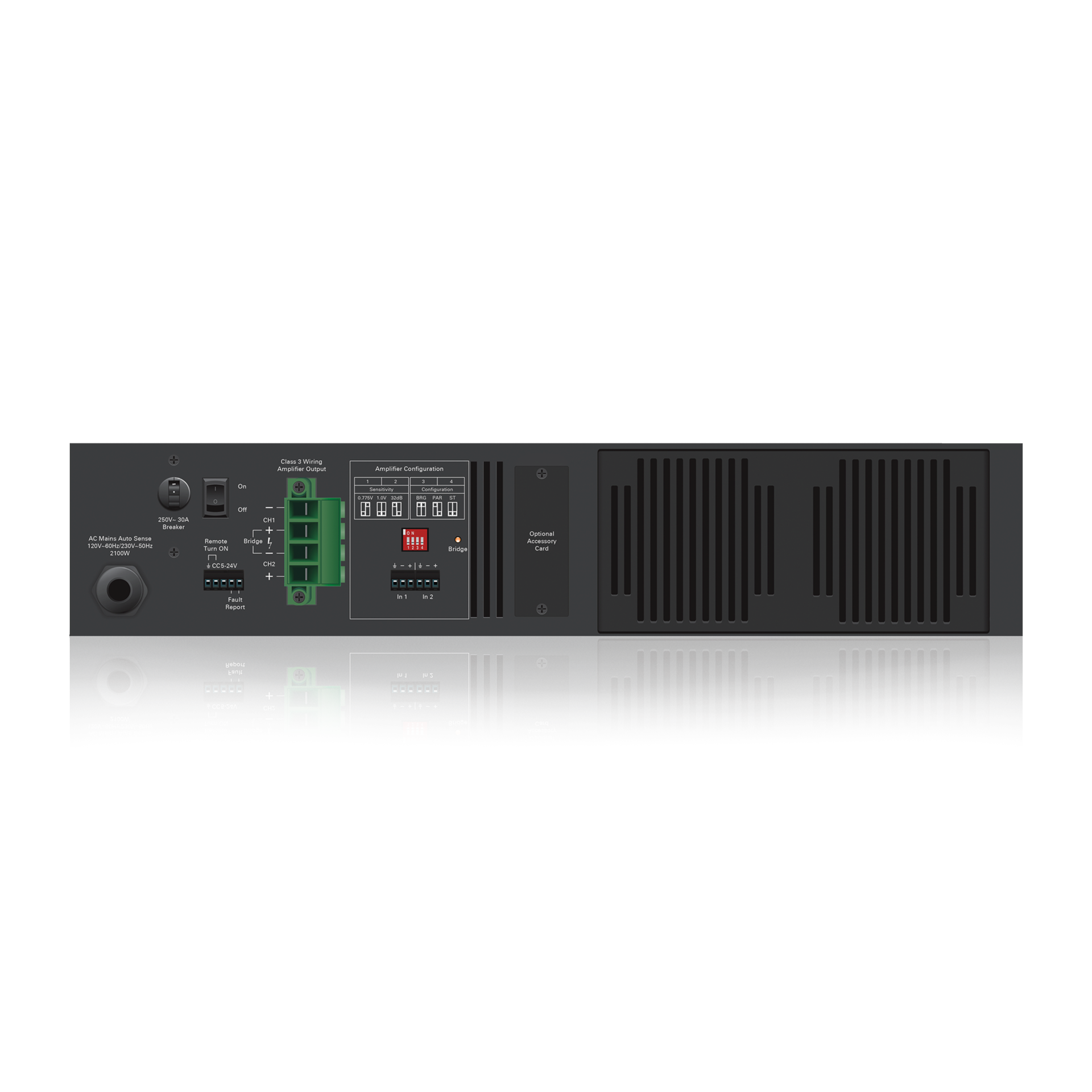 4800w hpa series dual channel commercial amplifier atlasied picture of dual channel 4800 watt commercial amplifier sciox Choice Image