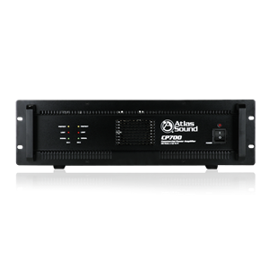 Picture of Dual-Channel, 700-Watt Commercial Power Amplifier