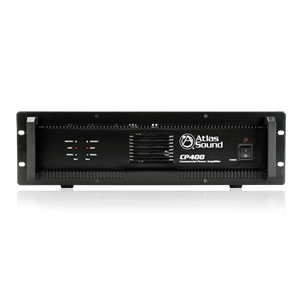 Picture of Dual-Channel, 400-Watt Commercial Power Amplifier