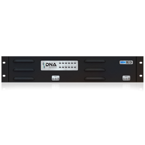 Picture of DNA2404DL Series UL-1711 Listed 70.7-Volt 4-Channel Amplifier with Dante™ Network Audio