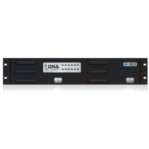 Picture of DNA2404DH Series 100-Volt 4-Channel Amplifier with Dante™ Network Audio
