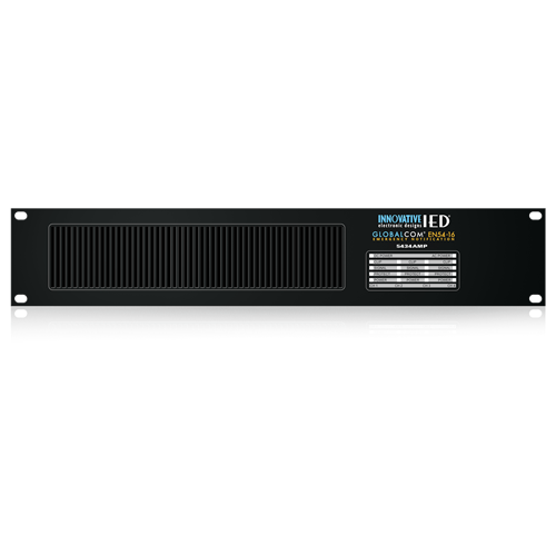 Picture of GLOBALCOM<sup>®</sup> EN54-16 300W x 4-Channel Power Amplifier