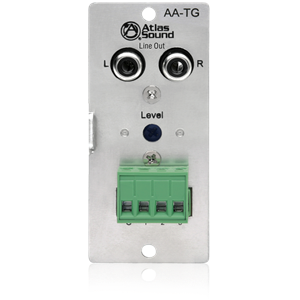 Picture of Tone Generator Input Module for the AA120M
