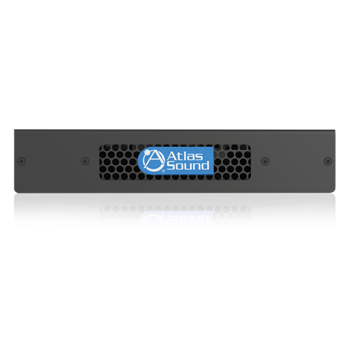 Picture of PoE+ IP Addressable IP-to-Analog Gateway