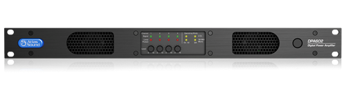 Picture of 600-Watt Networkable Multi-Channel Power Amplifier with Optional Dante™ Network Audio
