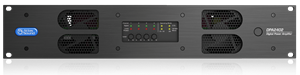 Picture of 2400-Watt Networkable Multi-Channel Power Amplifier with Optional Dante™ Network Audio