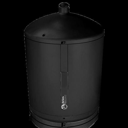 0019453_8 2 way pendant mount loudspeaker with 60 watt 707v transformer black_500 8\
