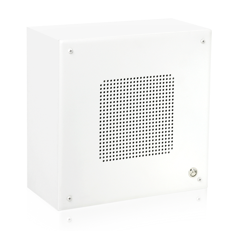 8 Quot Open Ceiling Surface Mount Loudspeaker With Enclosure