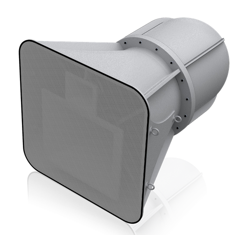Picture of 3-Way Stadium Horn Loudspeaker with 65° x 65° Coverage Pattern