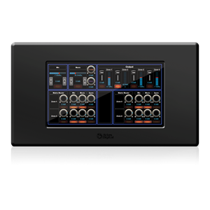 "Picture of BlueBridge<sup>®</sup> 7"" Touch Panel Wall Controller"