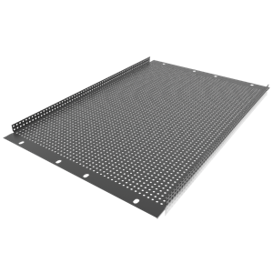 Picture of 19 inch 7 RU Recessed Vent Rack Panel