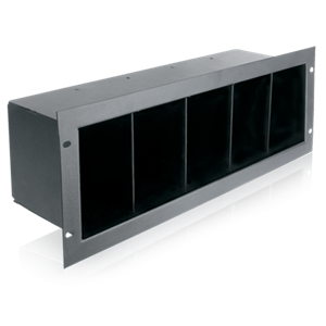 Picture of Rack Mount Compact Disc Storage Shelf (Holds 40 CD's) 3RU
