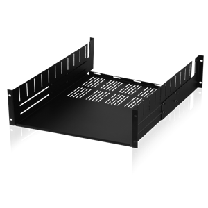 Picture of 2 RU 15 inch Deep Rack Shelf