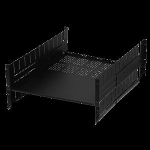 Picture of 2 RU 15 inch Deep Rack Shelf