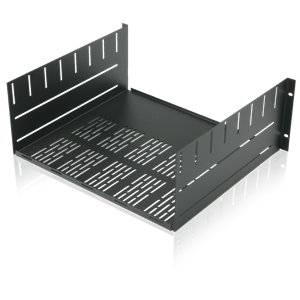 Picture of 4 RU 15 inch Deep Rack Shelf