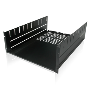 Picture of 4 RU 22 inch Deep Rack Shelf
